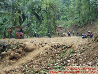[CoC Regional: Lokasi Wisata] Wisata Curug Gemawang Kemawi, Cinta Alam