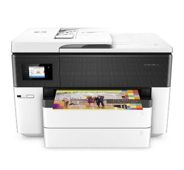 HP OfficeJet Pro 7740 Wide Format All-in-One Printer series Review - Free Download Driver