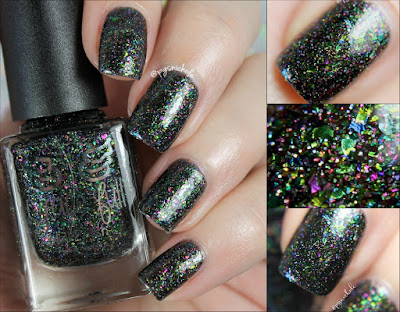 Grace-Full Nail Polish Rainbow Explosion | Rainbow Sparklers Collection