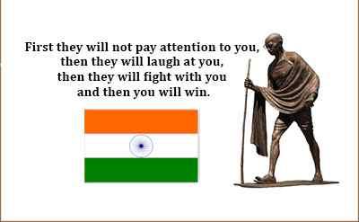 30 Hidden Interesting Facts About Mahatma Gandhi