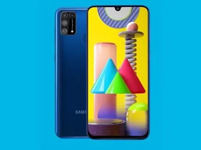 Specification of Samsung Galaxy M31
