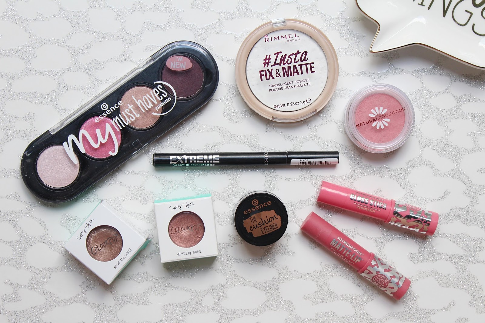Favourite Products Under £5