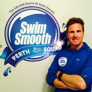 SwimSmooth Founder and Head Coach Paul Newsome