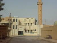 Milisi Iran Rombak Masjid Jami' Umar Bin Khattab Jadi Husainiyah Syiah
