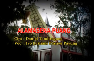 Lirik Lagu Alamasena Puang (Ivo Lestiani)