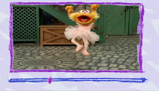 Sesame Street Elmo's World Jumping Video E-Mail