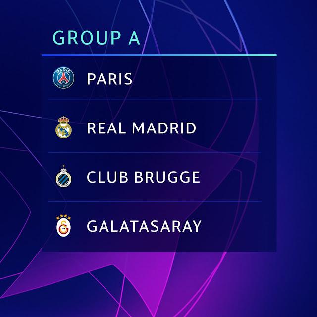 Prediksi Galatasaray vs Real Madrid — 23 Oktober 2019
