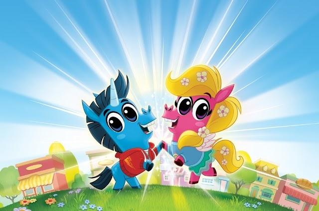 CORN & PEG | Segunda temporada da série animada já tem data de estreia