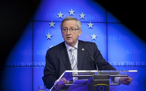 A eleição de Donald Trump colocou relação da América com a Europa em risco, o presidente da UE Jean-Claude Juncke alertou