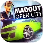 MadOut Open City Mod Apk+Data (Unlimited Money)