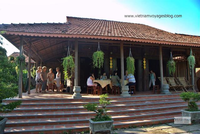 Tour Mekong - ngủ đêm nhà dân 2 ngày 1 đêm