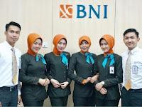 Bank BNI - Penerimaan Untuk Posisi Officer Development Program (ODP) | Compensation and Benefits Manager September 2019