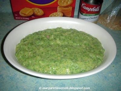 Margaret's Morsels | Broccoli Au Gratin