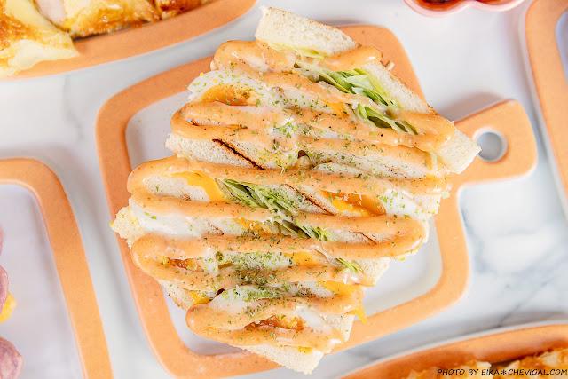 MG 7345 - 熱血採訪│台中人氣炭烤吐司,多達18種口味任你挑!還有18款酥皮蛋餅,連日式炸蝦都被包進來啦!