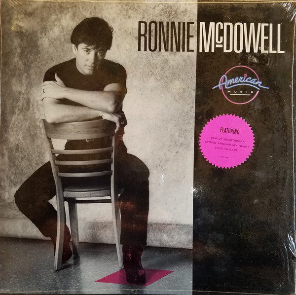 Ronnie McDowell Sea Of Heartbreak - Ain't Love Wonderful