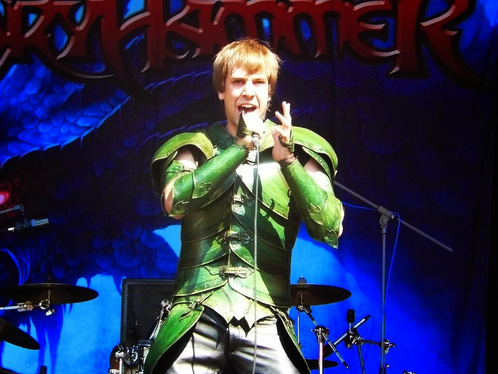 Gloryhammer - Metaldays