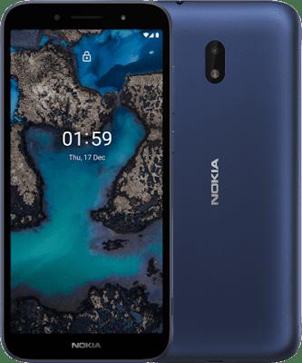 Nokia C1 Plus Blue