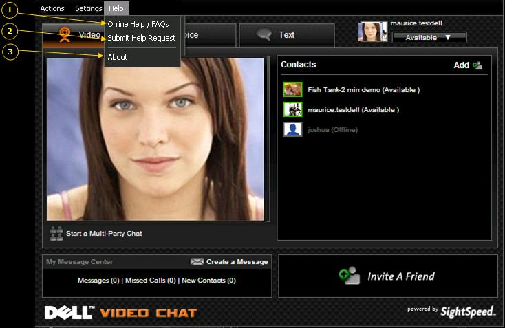 Online video chat websites