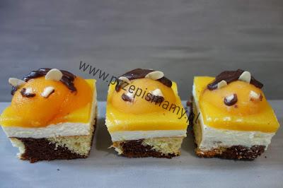 Ciasto Pszczółka