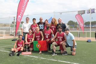 FLAG FOOTBALL - Iberian Flag Bowl 2017: Portugal se adjudicó el 1st Iberian Flag Bowl Tournament en la prórroga