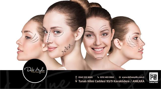 güzellik merkezi logo tasarimi