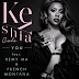 "Keyshia Cole Debuts Artwork for New Single ""You"""