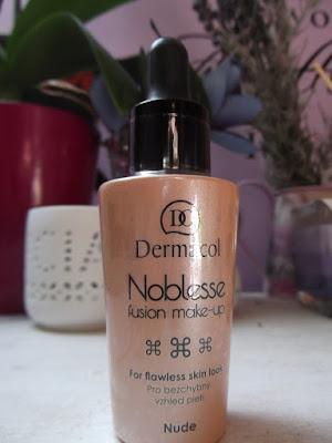 dermacol Noblesse make up nude