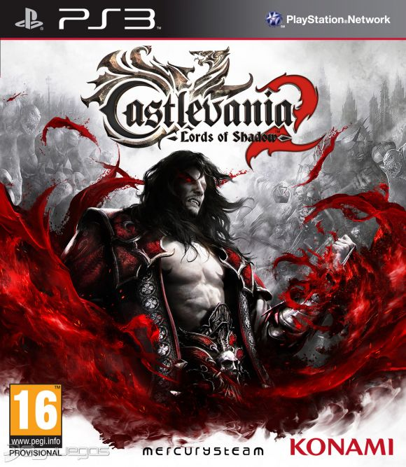 Castlevania: Lords of Shadow 2 PS3 ISO