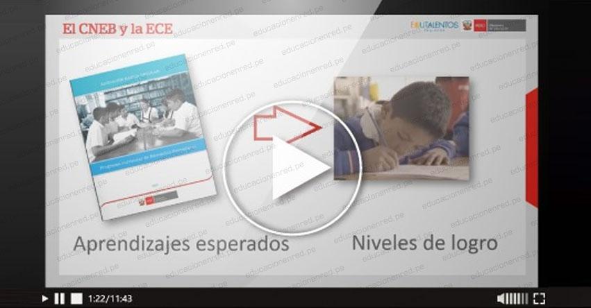 MINEDU: Sepa cómo usar la evidencia sobre logros de aprendizaje de matemática y comunicación en el aula de primaria [VIDEO]