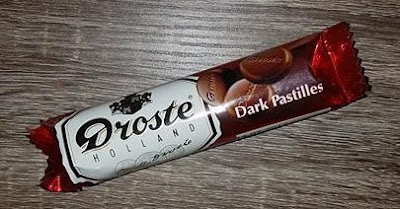 Droste Holland Dark Pastilles
