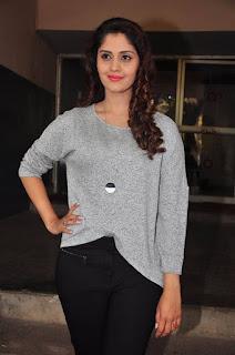 Actress Surabhi Stills At Attack Movie Audio Launch  0022.jpg