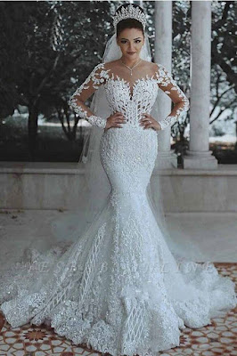 https://www.yesbabyonline.com/g/glamorous-long-sleeve-wedding-dress-mermaid-lace-bridal-gowns-109892.html?cate_2=21