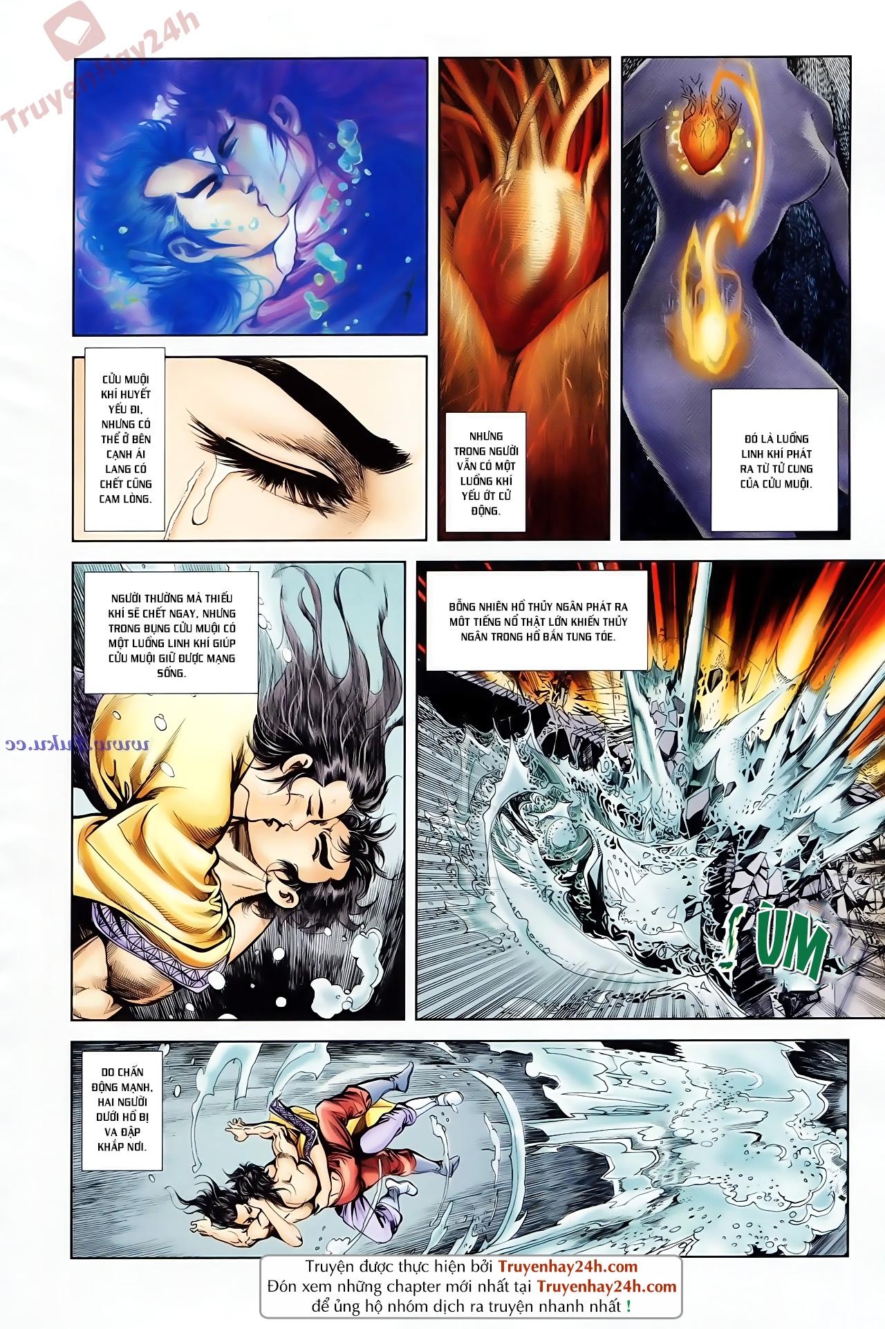 Cơ Phát Khai Chu Bản chapter 83 trang 2