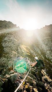 Klettersteiggehen für Anfänger – So gelingt dir der Einstieg! Klettersteig gehen - das ist wichtig für den Anfang 04