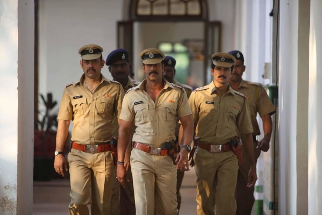 Ahmedabad cops to watch Singham | DeshGujarat