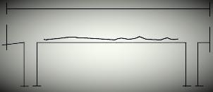 شروخ في الكمرات بسبب الصدأ أو عدم كفاية الغطاء الخرساني