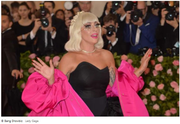 Lady Gaga: I didn't want to be myself