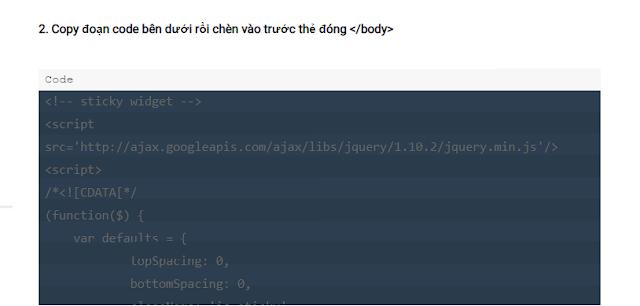 Cách tạo khung chứa code gọn gàng đẹp mắt cho blogger