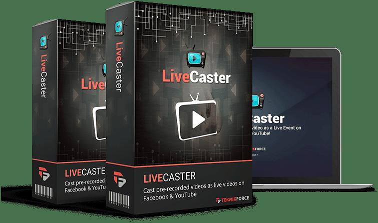 LiveCaster 3 Pro v1.6 Download Grátis