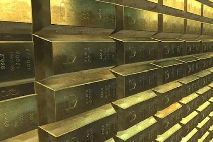Gagal Bayar Utang, Deutsche Bank Sita 20 Ton Emas Venezuela