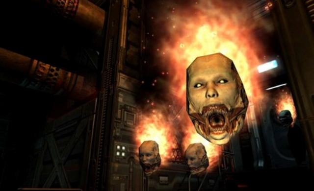 DOOM 3 Ultimate PC Games Screenshots