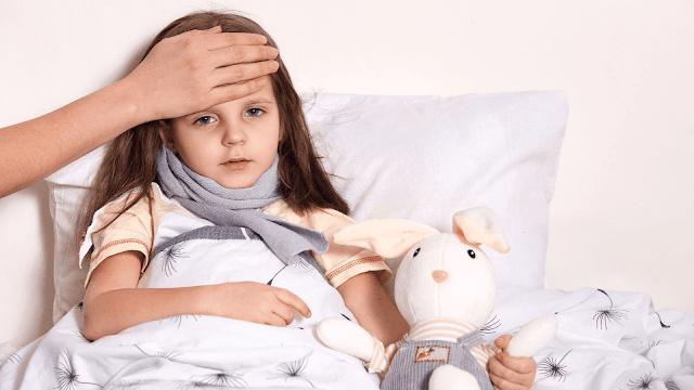 apakah flu menular?