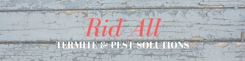 Rid All Termite & Pest Solutions