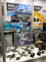 Toy Fair 2020 UK Revell Model Kits
