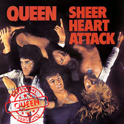 Queen - Sheer Heart Attack (Versiones Diferentes)