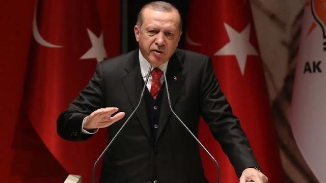 Ερντογάν : Oι κούρδοι μαχητές παραμένουν στη «ζώνη ασφαλείας» στη Συρία