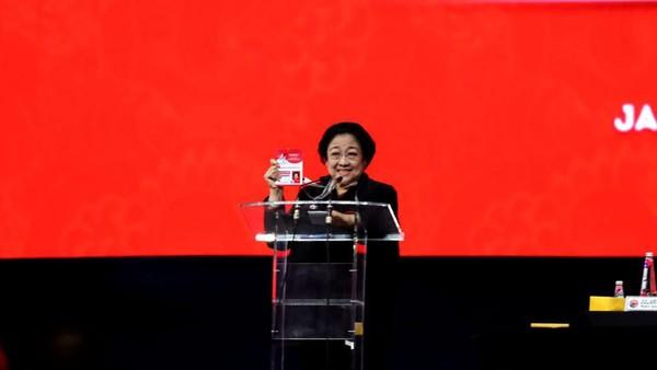 Megawati Singgung KAMI: Di Situ Banyak yang Pengin Jadi Presiden