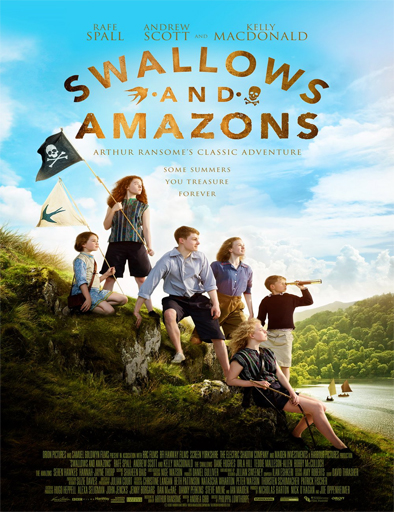Ver Swallows and Amazons (2016) Online