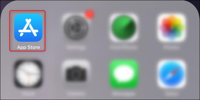 متجر تطبيقات iOS