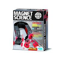 4M Toysmith Magnetic Science Kit